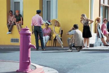 Tournage © Ciné Tamaris / Allo Ciné